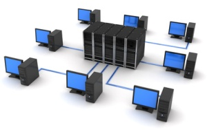 computer network and file sharing