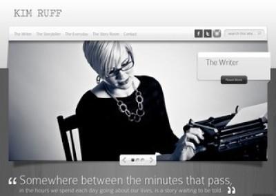 Kim Ruff – Storyteller